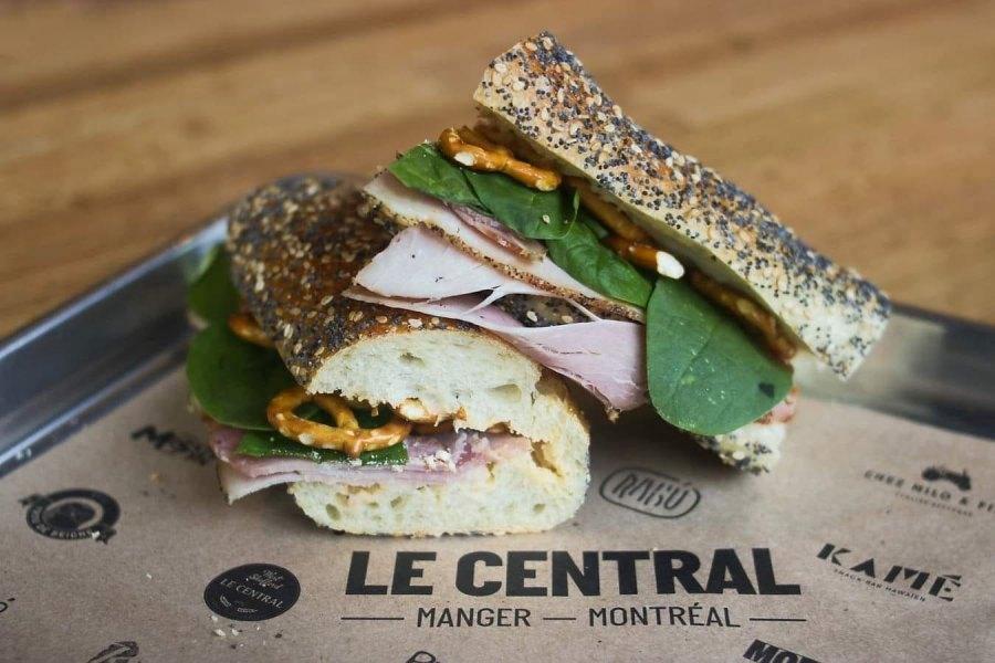 Les meilleurs sandwichs de Montréal