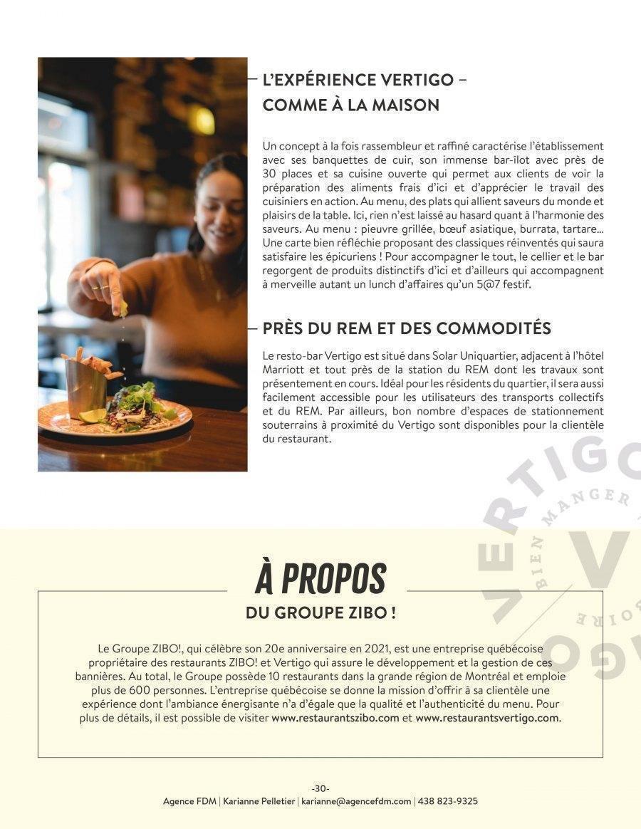 LA nouvelle destination foodie sur la Rive-Sud de Montréal!