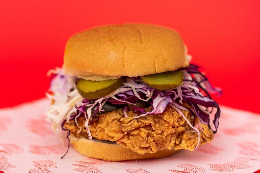 Faites-vous livrer vos hamburgers préférés grâce à DoorDash.