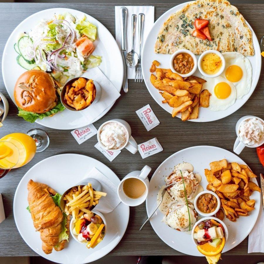 Les meilleurs déjeuners à Montréal
