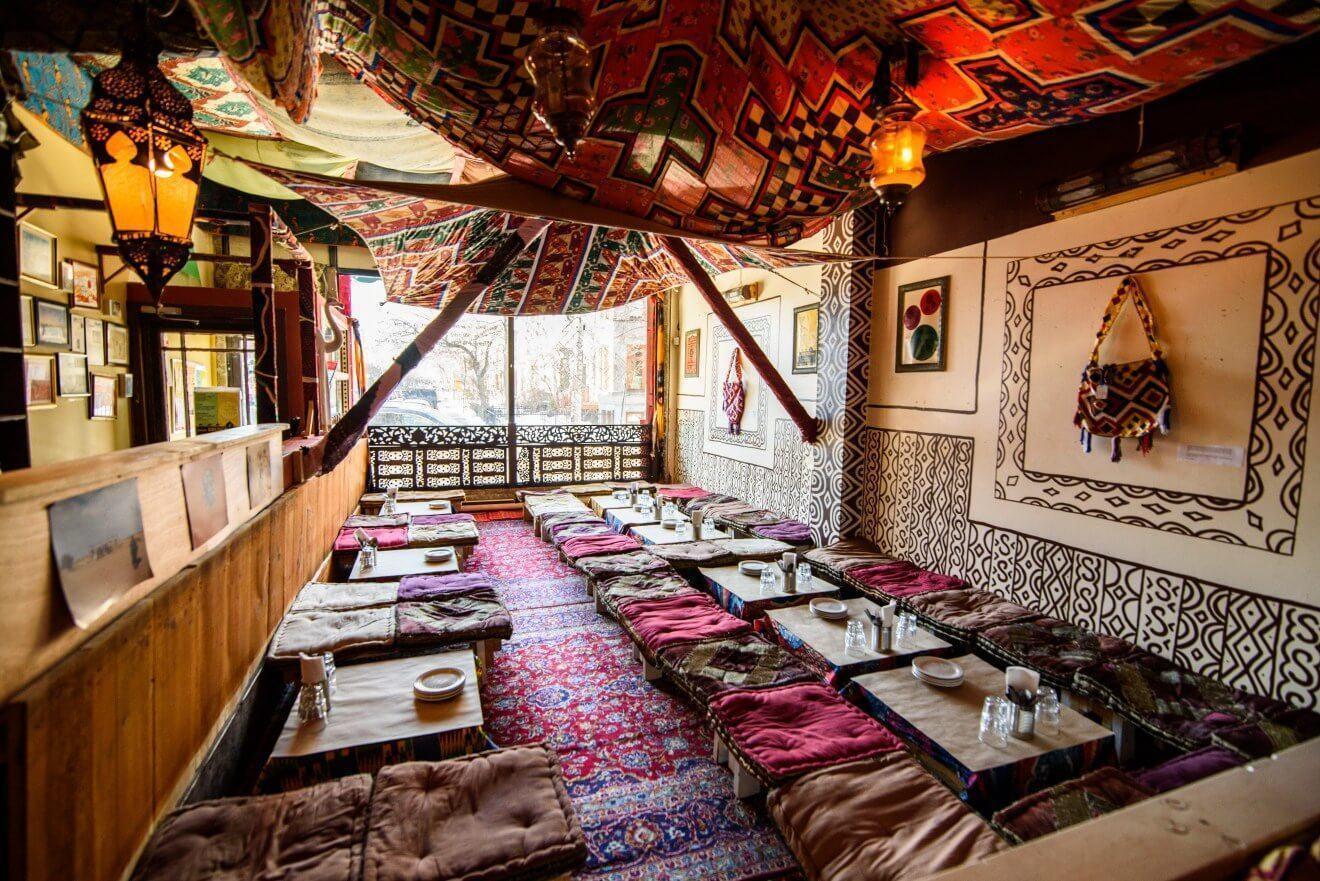 Restaurant La Khaïma - Une cuisine nomade qui réchauffe le coeur