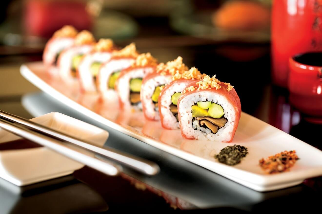 Best Sushi Restaurants in St-Leonard & Anjou