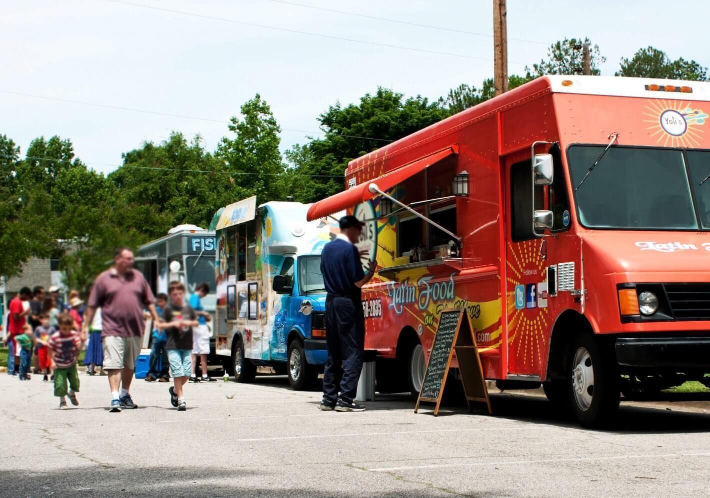 Meilleurs camions de bouffe de rue (Food Trucks) à Montréal
