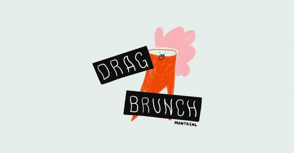Drag Brunch Montréal en 2021 - événement