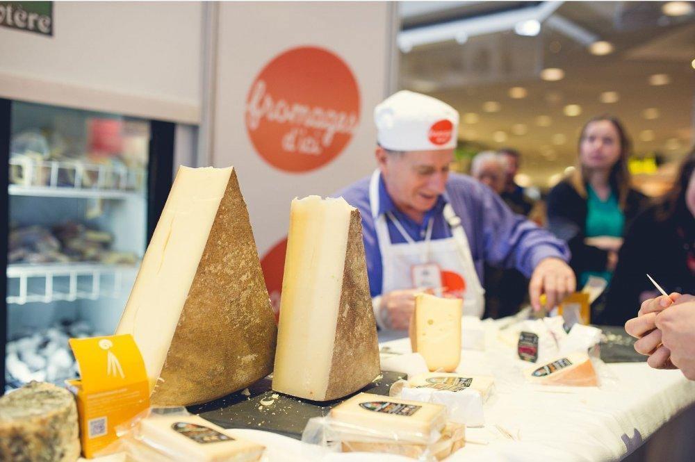 Fête des Fromages D'ici Montréal 2020 - événement