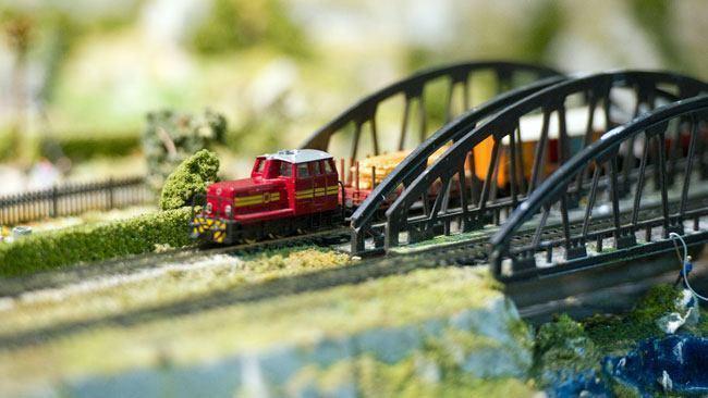 L'Exposition de Trains Miniatures de Montréal - événement