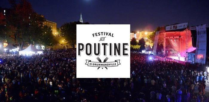 Festival de la Poutine de Drummondville - événement