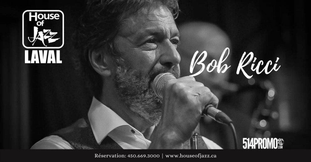 Bob Ricci's band chez Maison du Jazz (House of Jazz) - événement