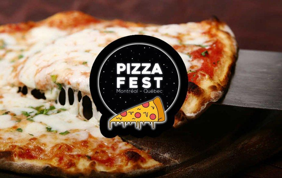 Pizza Fest in Montreal 2019 - Event