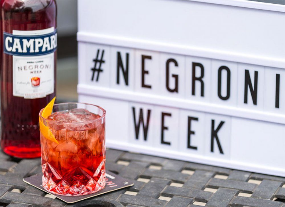 Negroni Week is Back in Montreal! 2021 - Event