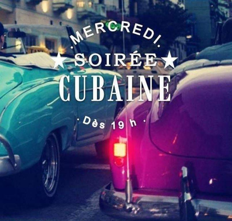 Soirées Cubaines Chez Grozepa! - événement