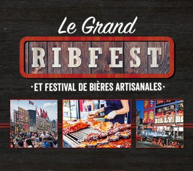 Le Grand Ribfest de Montreal  2019 - événement