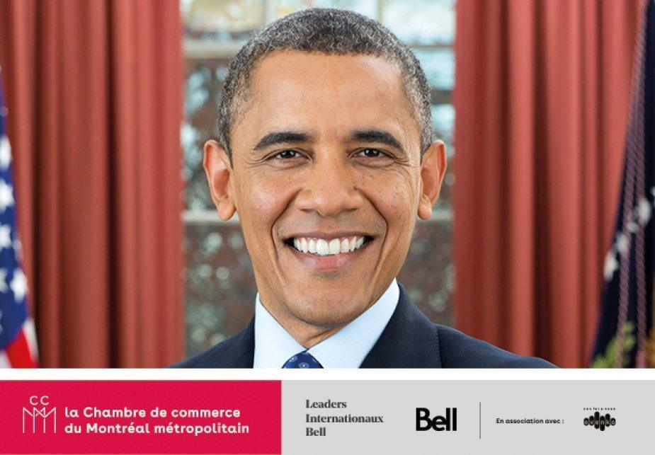 A CONVERSATION WITH PRESIDENT BARACK OBAMA - Event